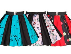 Childs Panel Skirts