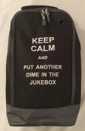 Shoe Bag - Keep Calm